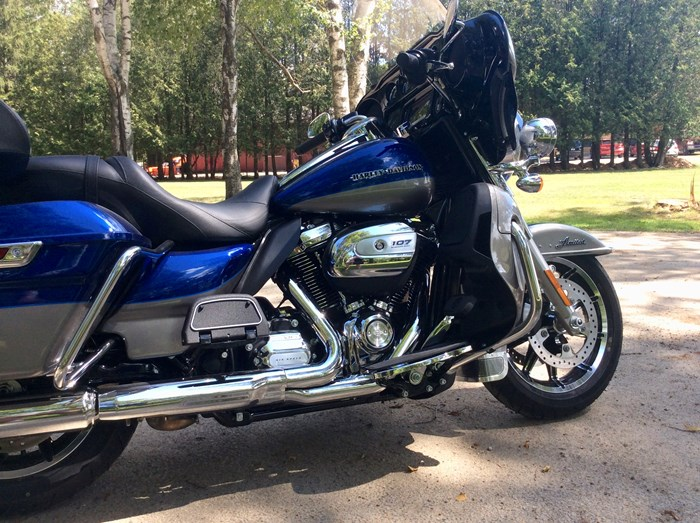 2017 Harley-Davidson Ultra Classic Limited Photo 10 sur 11