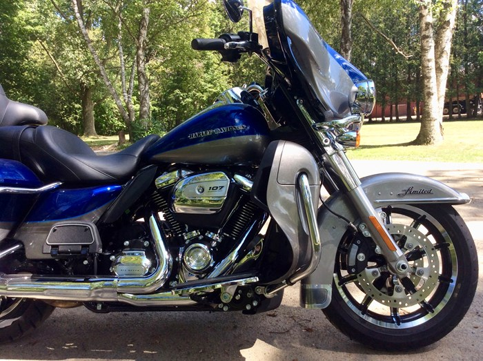 2017 Harley-Davidson Ultra Classic Limited Photo 6 sur 11