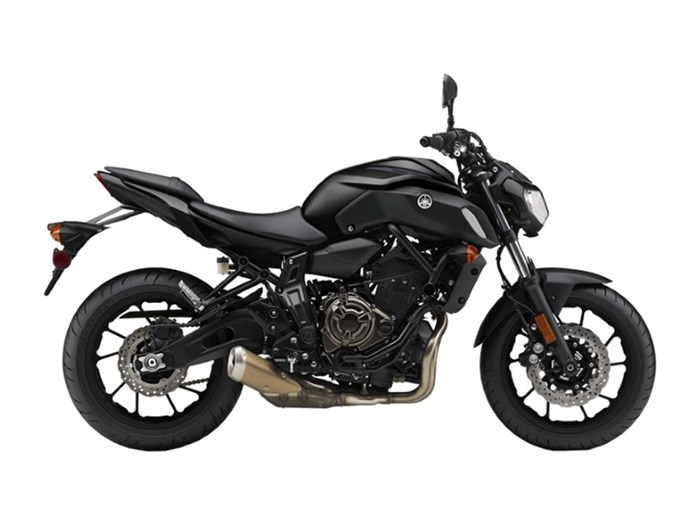 2020 Yamaha MT-07 Photo 1 of 1