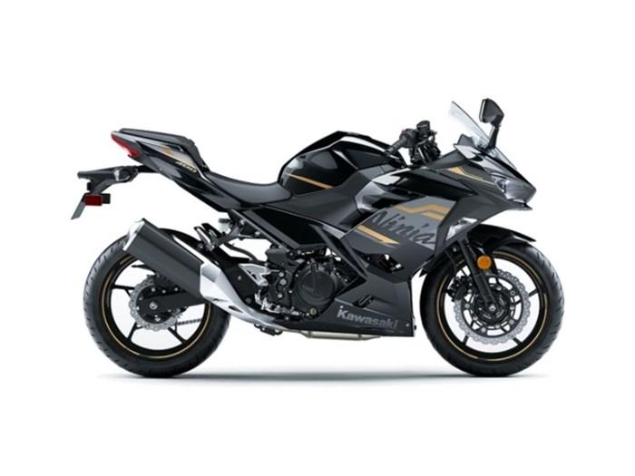 2020 Kawasaki Ninja 400 ABS SE Met Spark Black/Met Mat Photo 1 of 1