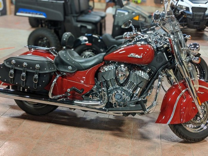 2014 Indian Motorcycle® Chief® Vintage Indian Motorcycle® Red Photo 1 of 11