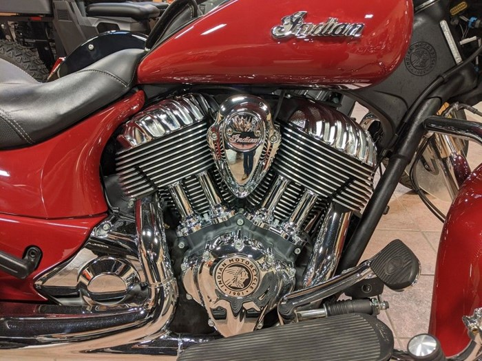 2014 Indian Motorcycle® Chief® Vintage Indian Motorcycle® Red Photo 2 of 11