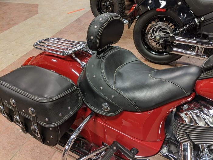 2014 Indian Motorcycle® Chief® Vintage Indian Motorcycle® Red Photo 6 of 11