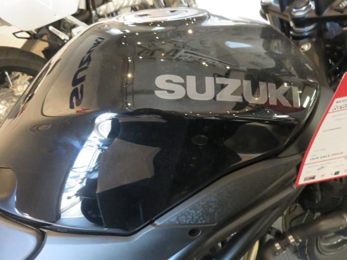 2020 Suzuki SV650A Photo 4 of 14