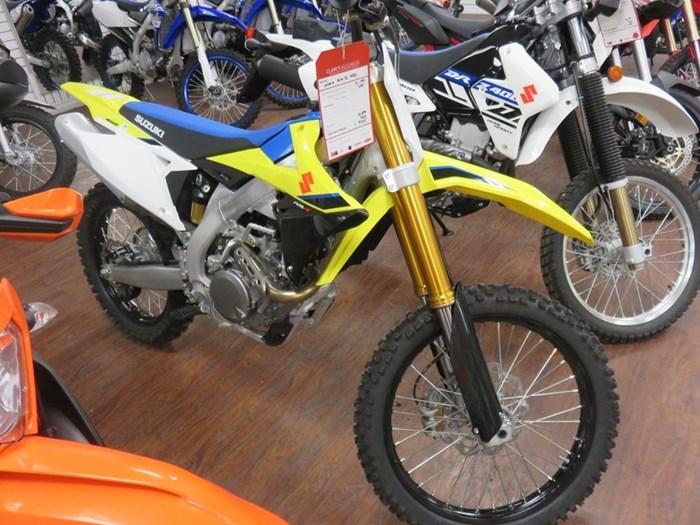 2020 Suzuki RM-Z450 Photo 1 of 9