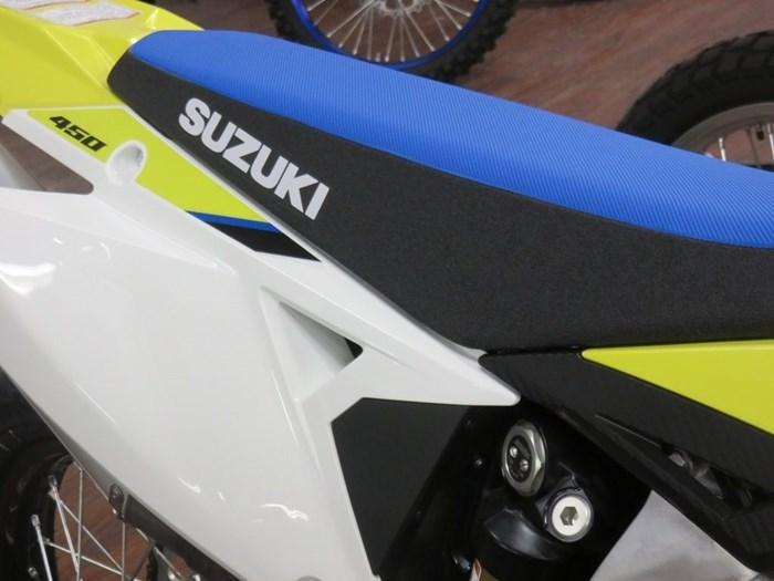 2020 Suzuki RM-Z450 Photo 3 of 9