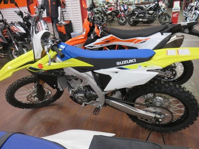 2020 Suzuki RM-Z450 Photo 8 of 9