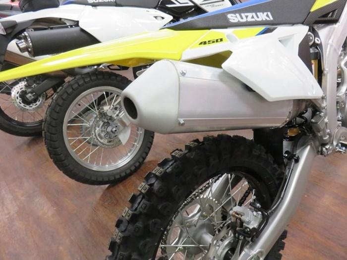 2020 Suzuki RM-Z450 Photo 9 of 9