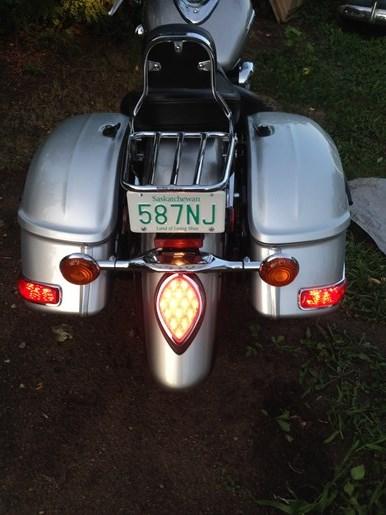 2006 Yamaha Roadster Touring 1700cc Photo 4 of 5