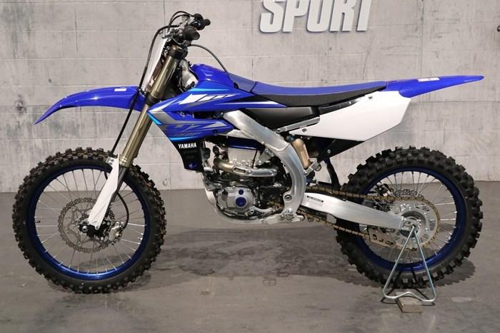 2020 Yamaha YZ450F Photo 3 of 12