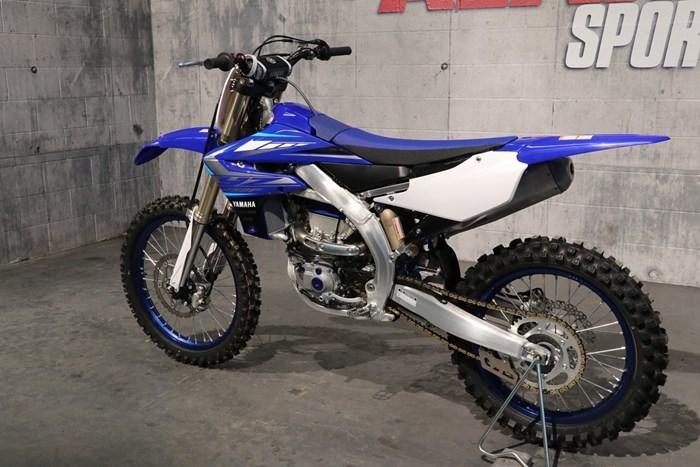 2020 Yamaha YZ450F Photo 4 of 12