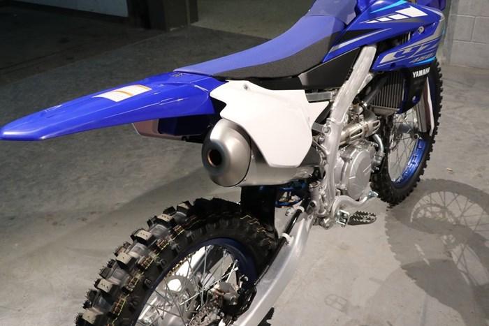 2020 Yamaha YZ450F Photo 11 of 12