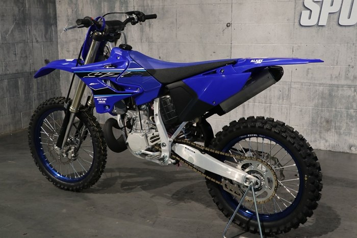 2021 Yamaha YZ250 2 TEMPS Photo 4 of 12