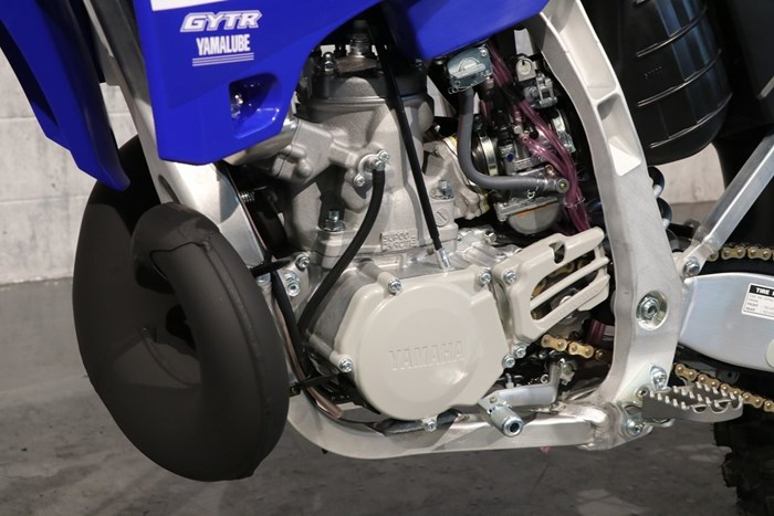 2021 Yamaha YZ250 2 TEMPS Photo 9 of 12