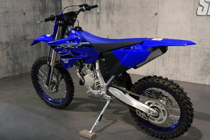 2021 Yamaha YZ125X Photo 4 sur 12