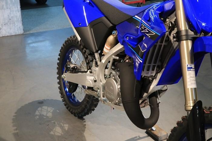 2021 Yamaha YZ125X Photo 10 sur 12
