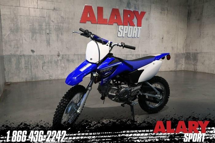 2021 Yamaha TT-R110E Photo 1 of 12