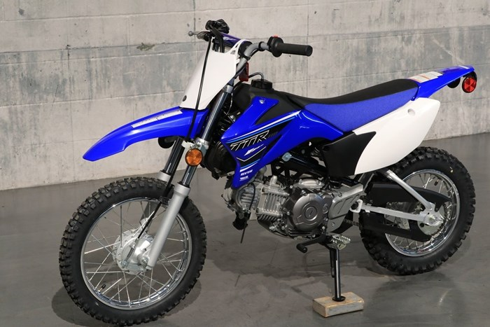 2021 Yamaha TT-R110E Photo 2 of 12