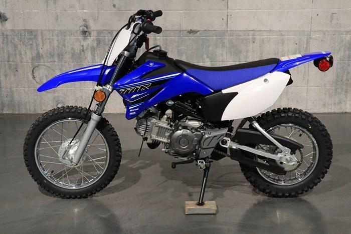 2021 Yamaha TT-R110E Photo 3 of 12