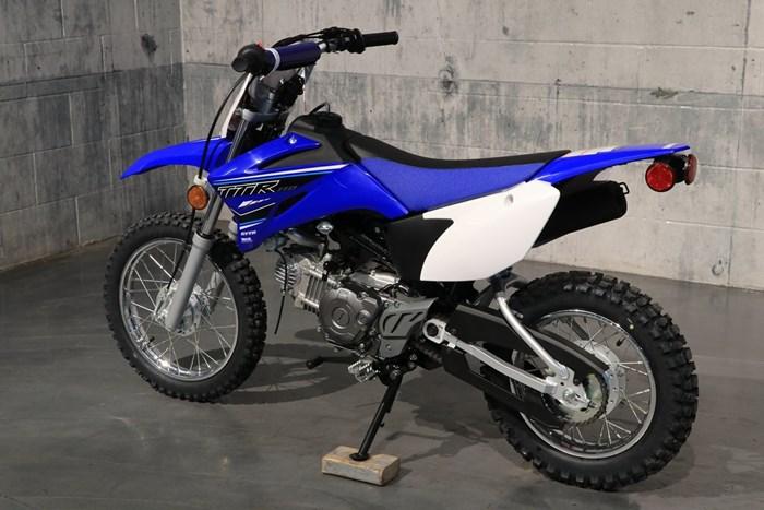 2021 Yamaha TT-R110E Photo 4 of 12