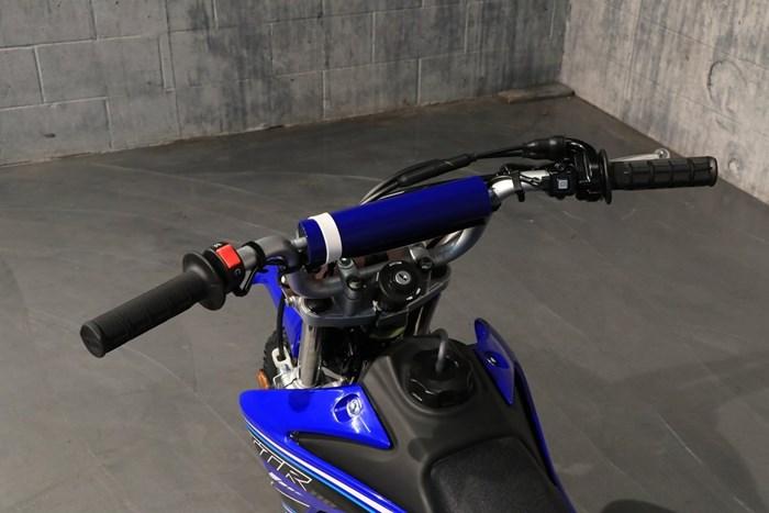 2021 Yamaha TT-R110E Photo 6 of 12