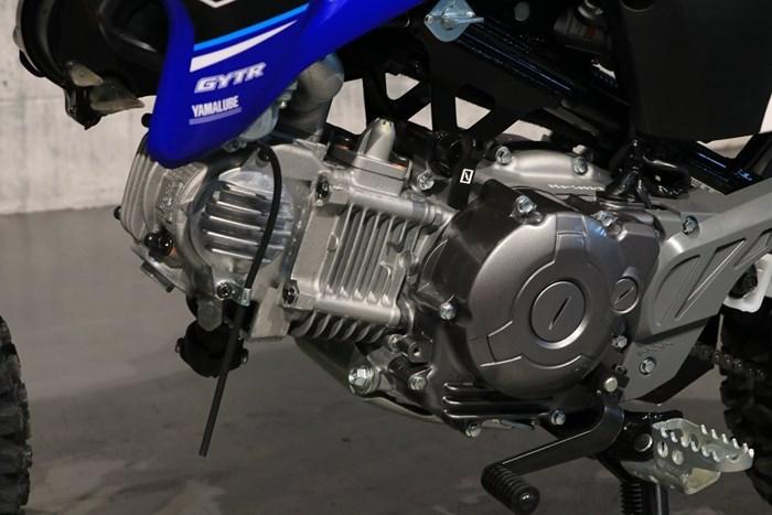 2021 Yamaha TT-R110E Photo 9 of 12