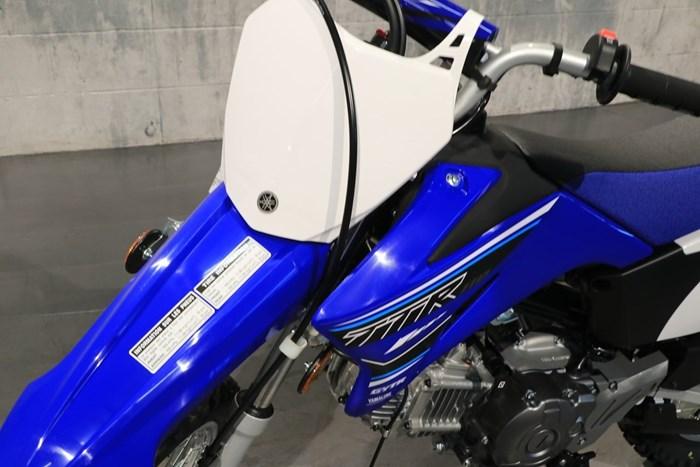 2021 Yamaha TT-R110E Photo 12 of 12