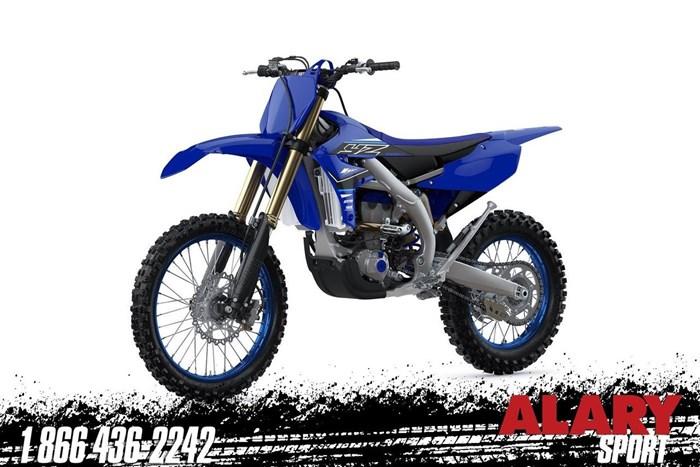 2021 Yamaha YZ250FX Photo 1 of 2