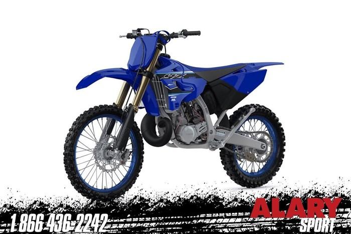 2021 Yamaha YZ250X 2 TEMPS Photo 1 sur 2