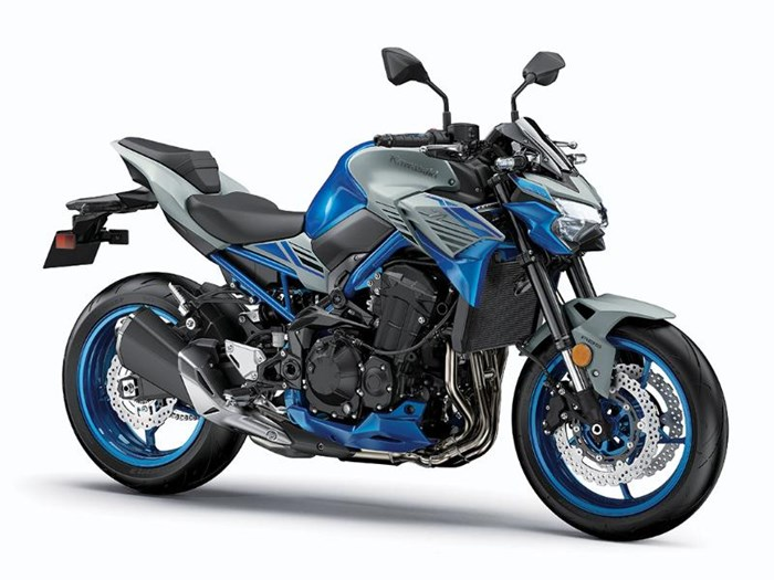 2020 Kawasaki Z900 ABS - BLEU Photo 2 of 3