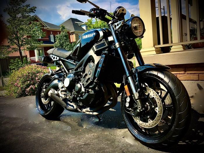 2017 Yamaha XSR900 Photo 1 sur 6