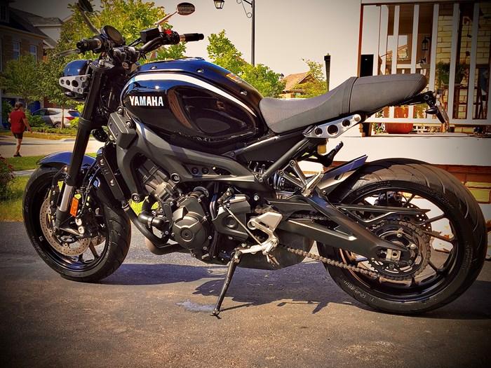 2017 Yamaha XSR900 Photo 5 sur 6