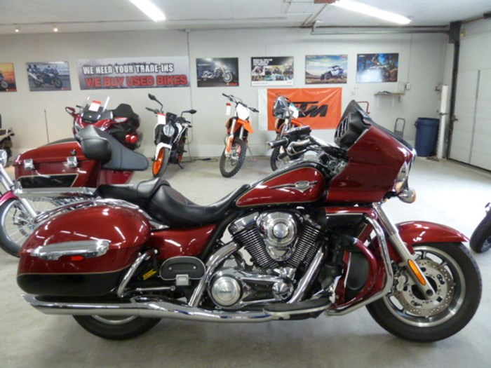 2010 Kawasaki Vulcan® 1700 Voyager® Photo 1 of 8
