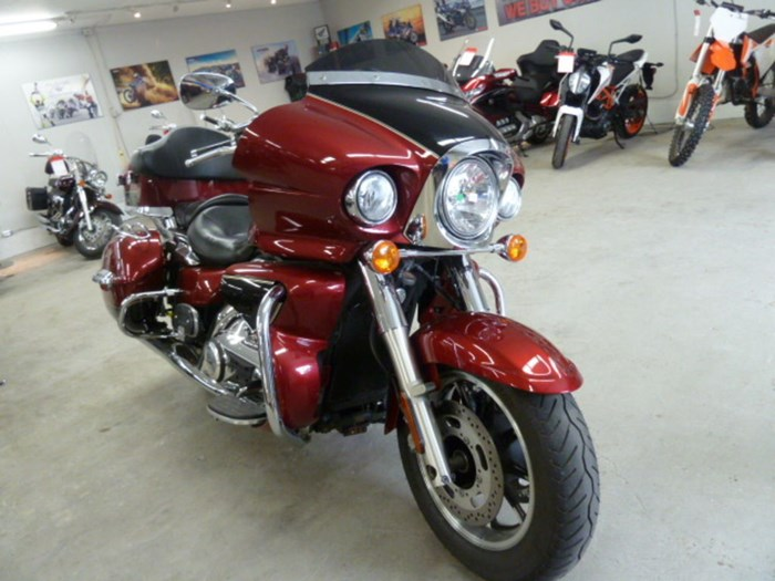 2010 Kawasaki Vulcan® 1700 Voyager® Photo 2 of 8