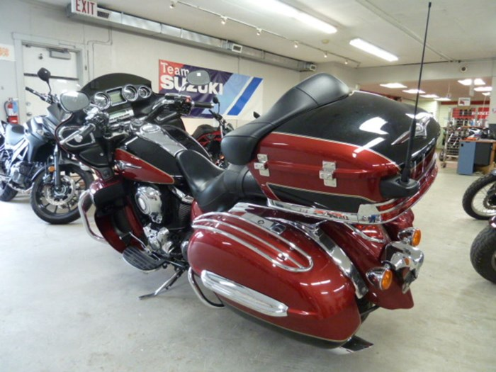 2010 Kawasaki Vulcan® 1700 Voyager® Photo 5 of 8