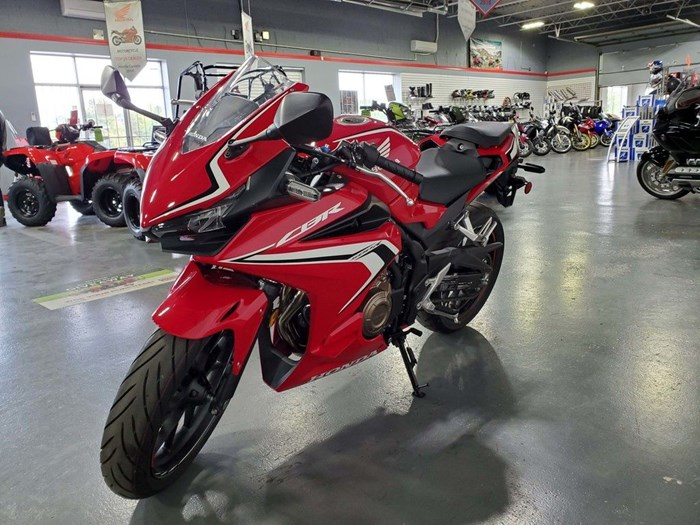 2019 Honda CBR500R ABS Photo 4 of 8