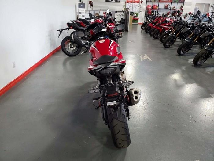 2019 Honda CBR500R ABS Photo 6 of 8