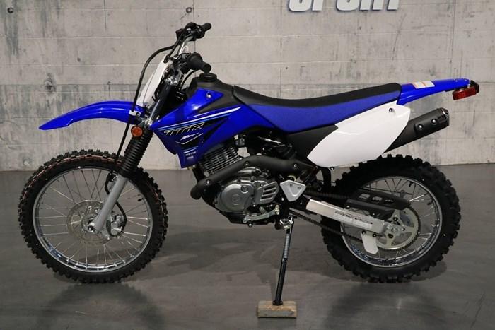 2021 Yamaha TT-R125LE Photo 3 of 12