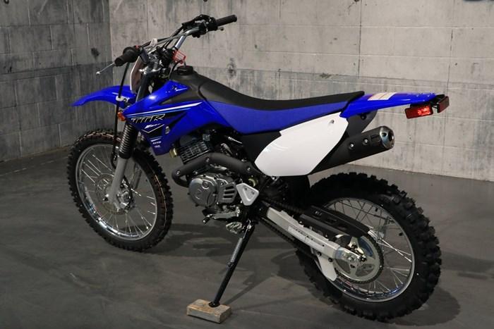 2021 Yamaha TT-R125LE Photo 4 of 12