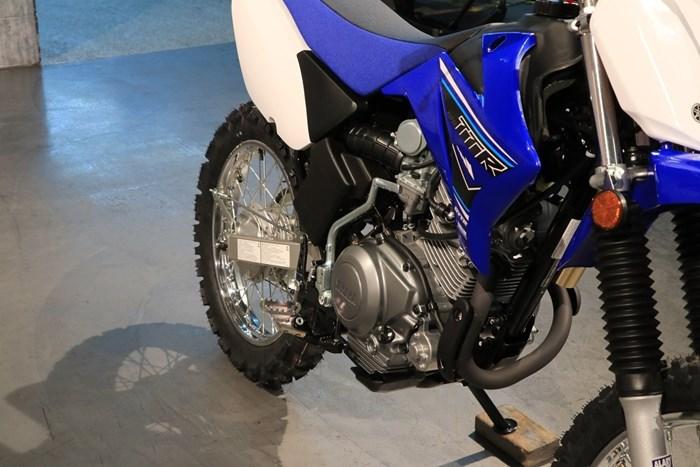 2021 Yamaha TT-R125LE Photo 10 of 12