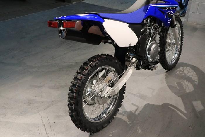 2021 Yamaha TT-R125LE Photo 11 of 12
