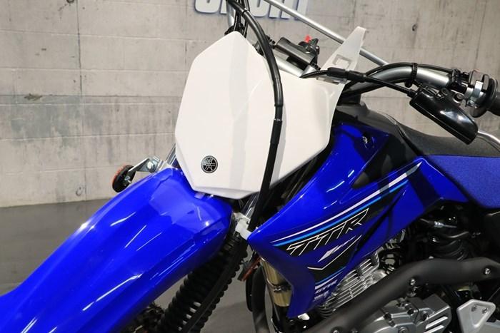2021 Yamaha TT-R125LE Photo 12 of 12