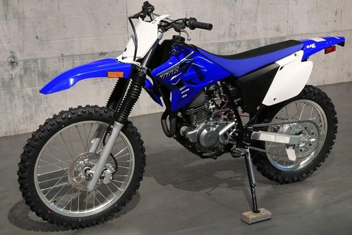 2021 Yamaha TT-R230 Photo 2 of 12