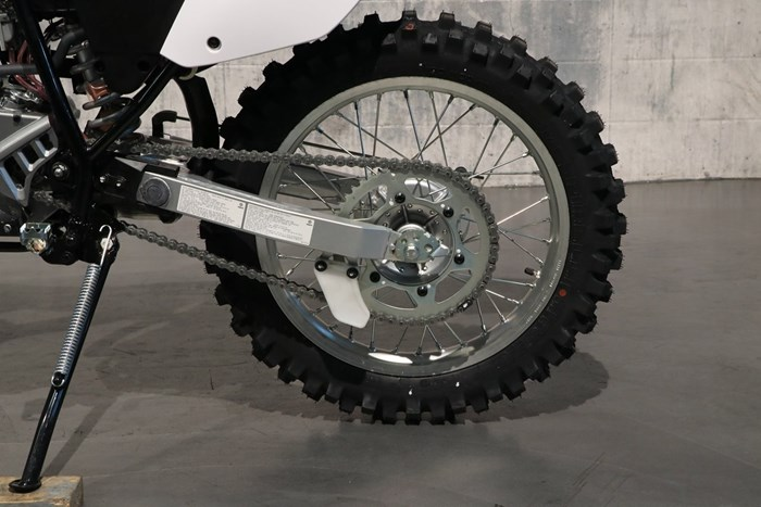 2021 Yamaha TT-R230 Photo 8 of 12