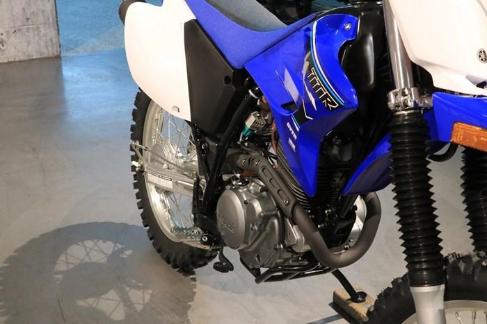 2021 Yamaha TT-R230 Photo 10 of 12