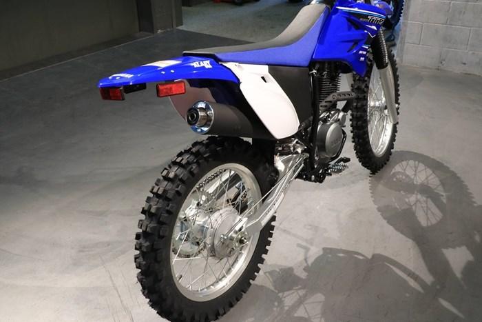 2021 Yamaha TT-R230 Photo 11 of 12