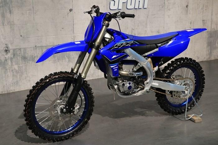 2021 Yamaha YZ450F Photo 2 of 12