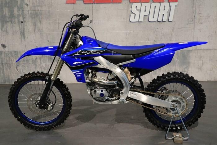 2021 Yamaha YZ450F Photo 3 of 12