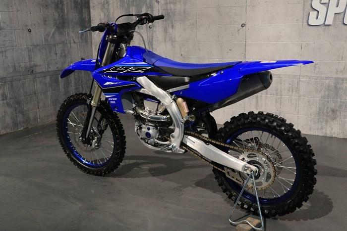 2021 Yamaha YZ450F Photo 4 of 12