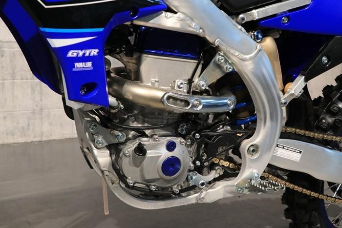 2021 Yamaha YZ450F Photo 9 of 12